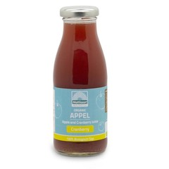 Mattisson Appel & cranberrysap /Apple & cranberry juice bio (250 ml)