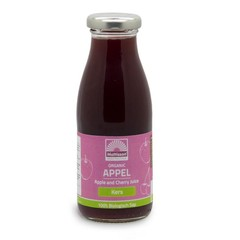 Mattisson Appel en kersensap/Apple and cherry juice bio (250 ml)