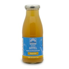 Mattisson Appel en rabarbersap/Apple and rhubarb juice bio (250 ml)