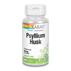 Solaray Psyllium vezels 525 mg (100 vcaps)