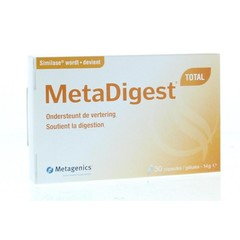 Metagenics Metadigest total NF (30 capsules)