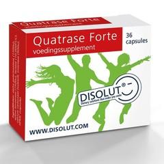 Disolut Quatrase enzym complex forte (36 capsules)