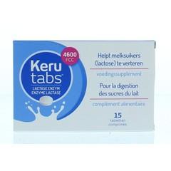 Kerutabs Kerutabs 4600 FCC (15 tabletten)