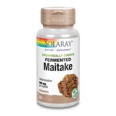 Solaray Maitake gefermenteerd 500 mg (60 vcaps)
