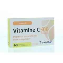 Trenker Vitamine C 500 mg (60 zuigtabletten)
