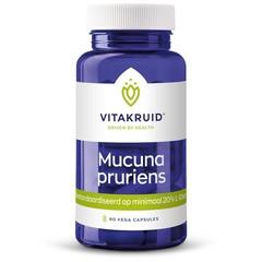 Vitakruid Mucuna pruriens 500 mg (min. 20% L-Dopa) (60 vcaps)