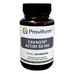 Proviform CavaQ10 actief 50 mg (60 vcaps)