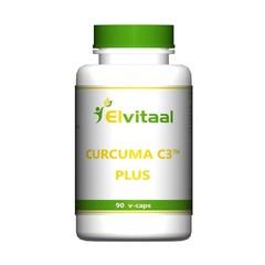 Elvitaal Curcuma C3 plus (90 vcaps)