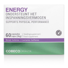 Cobeco Health Energy (60 capsules)