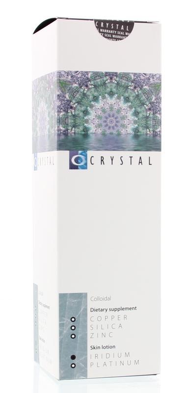 Crystal Crystal Colloidaal iridium crystal (200 ml)