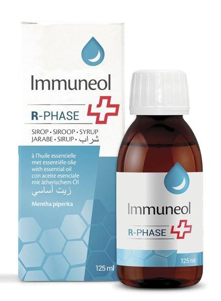 Immuneol Immuneol R-Phase siroop (125 ml)
