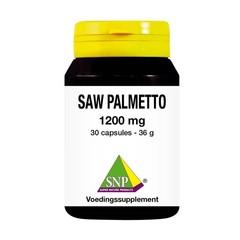 SNP Saw palmetto 1200 mg (30 capsules)
