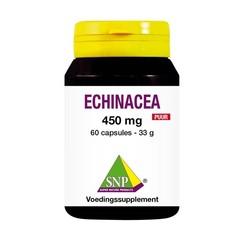 SNP Echinacea 450 mg puur (60 capsules)