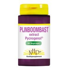 NHP Pijnboombast extract pycnogenol 50 mg (60 vcaps)