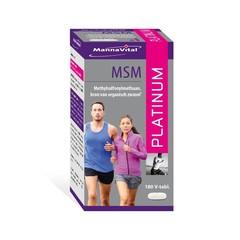 Mannavital MSM Platinum (180 tabletten)