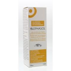 Blephasol Reinigingslotion ooglid (100 ml)