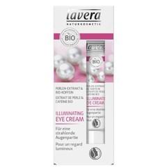 Lavera Oogcreme/eye cream illuminating F-D (15 ml)