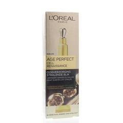 Loreal Age perfect cell renaissance stralende blik (15 ml)