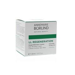 Borlind LL Regeneration oogrimpelcreme (30 ml)