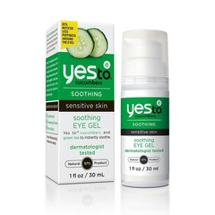 Yes To Cucumber Ooggel soothing (30 ml)