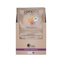 Logona Age protection masker verstevigend en hydraterend (15 ml)