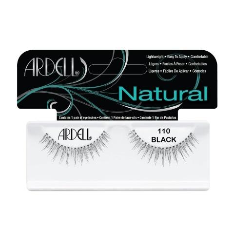 Ardell Ardell Kunstwimpers natural 110 zwart (2 stuks)