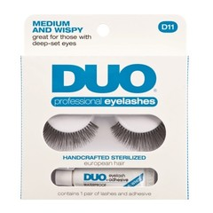 DUO Kunstwimpers professional eyelash kit 11 (1 paar)