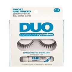 DUO Kunstwimpers professional eyelash kit 14 (1 paar)