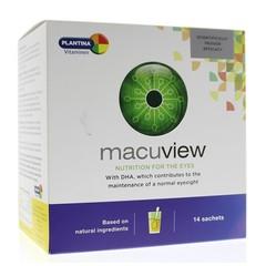 Plantina Macuview vanille twist (14 sachets)
