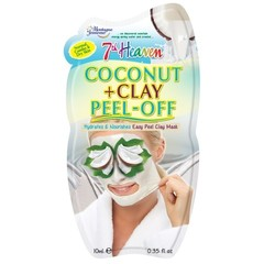 Montagne 7th Heaven face mask coconut & clay (10 ml)