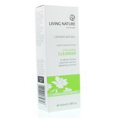 Living Nature Reinigingsmelk vitaliserend (100 ml)
