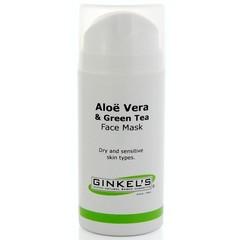 Ginkel's Aloe vera & green tea face mask (100 ml)