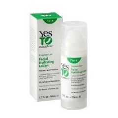 Yes To Cucumber Gezichtslotion hydraterend (50 ml)