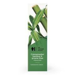 Dr Vd Hoog Crememasker bamboe & groene thee (10 ml)