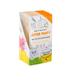 Beauty Made Easy After party face mask powder (15 gram)