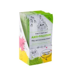 Beauty Made Easy Anti-pollution face mask powder (10 gram)