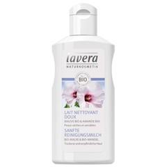 Lavera Reinigingsmelk/cleansing milk gentle F-D (125 ml)