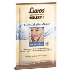 Luvos Crememasker vochtinbrengend 7.5 ml (2 stuks)