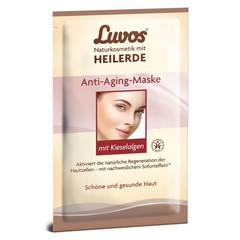 Luvos Crememasker anti age 7.5 ml (2 stuks)