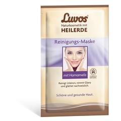 Luvos Crememasker reinigend 7.5 ml (2 stuks)