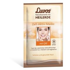 Luvos Crememasker cel activ 7.5 ml (2 stuks)