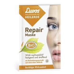 Luvos Crememasker repair 7.5 ml (2 stuks)