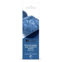 Dr Vd Hoog Peel off masker antioxidanten & bessen (10 ml)