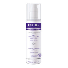 Cattier Reinigingsmelk caresse d'herboriste (200 ml)