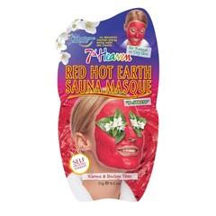 Montagne 7th Heaven gezichtsmasker red hot earth sauna (15 gram)