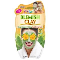 Montagne 7th Heaven gezichtmasker blemish mud (20 gram)