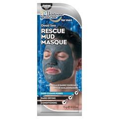 Montagne Gezichtsmasker men rescue mud masque dead sea (15 gram)