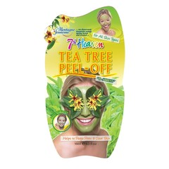 Montagne 7th Heaven gezichtsmasker tea tree peel-off (10 ml)