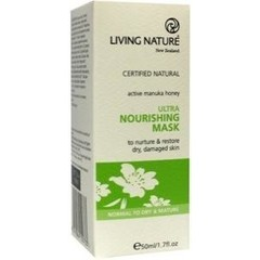 Living Nature Ultra nourishing mask (50 ml)