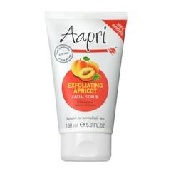 Aapri Gezichtscrub normale/vette huid exfoliating (150 ml)
